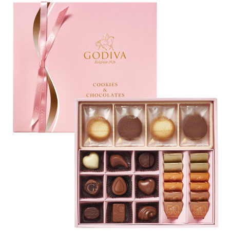 【送料無料】ゴディバ たまひよオリジナルクッキー&チョコレートアソートメントB たまひよSHOP・たまひよの内祝い