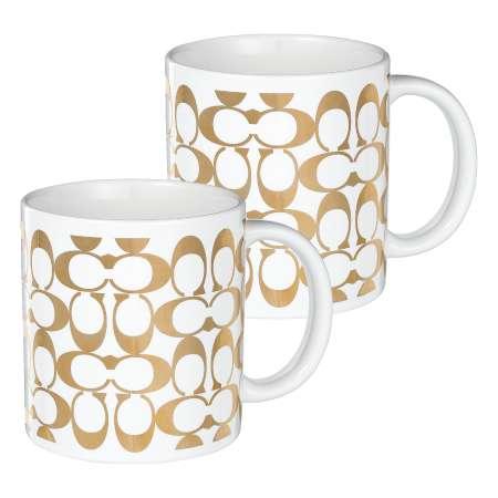 【送料無料】COACH ペアマグカップ(ミディアム) たまひよSHOP・たまひよの内祝い