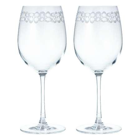 【送料無料】COACH ワイングラス ペア たまひよSHOP・たまひよの内祝い