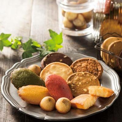 【期間限定】ア・ラ・カンパーニュ 名入れ季節の焼き菓子詰合せB(名入れカード付き)