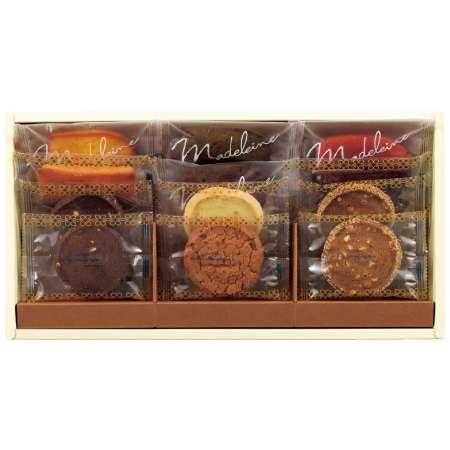 【送料無料】ア・ラ・カンパーニュ 焼き菓子詰合せB 名入れカード無し たまひよSHOP・たまひよの内祝い
