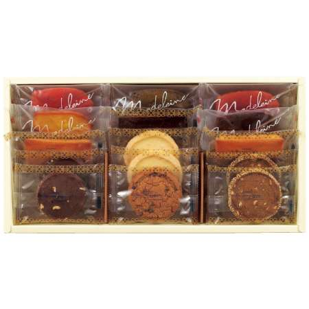 【送料無料】ア・ラ・カンパーニュ 焼き菓子詰合せC 名入れカード無し たまひよSHOP・たまひよの内祝い