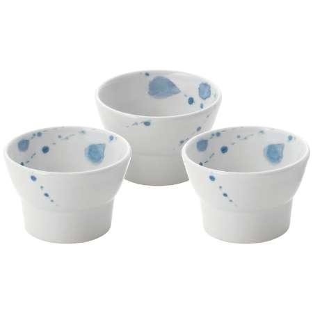 【送料無料】砥部焼 くらわんか フリーカップ3個セット たまひよSHOP・たまひよの内祝い