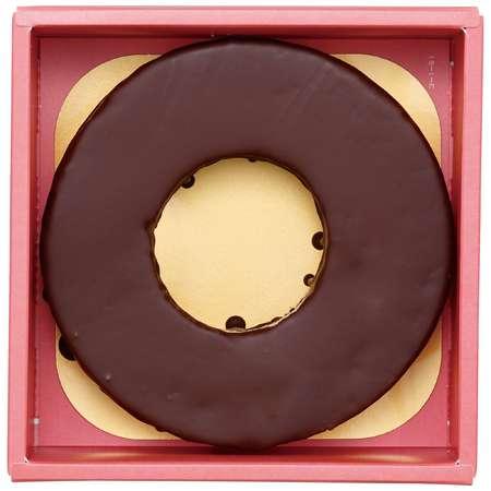 【期間限定】フクフル チョコ掛け りんごバウムクーヘン(シェフ坂井宏行監修) たまひよSHOP・たまひよの内祝い