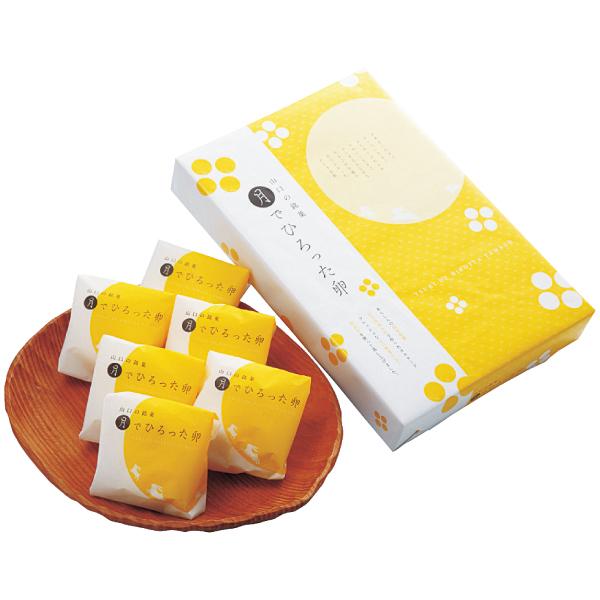 果子乃季 月でひろった卵6個 たまひよSHOP・たまひよの内祝い