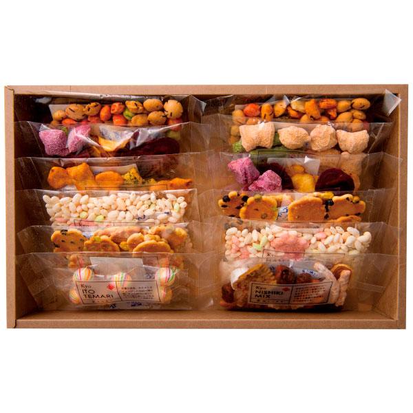【送料無料】【期間限定】京都 鞍馬庵 京干菓華子12袋 名入れ無し たまひよSHOP・たまひよの内祝い