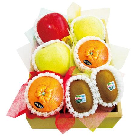 【送料無料】【期間限定】ホシフルーツ 季節のフルーツ詰合せA たまひよSHOP・たまひよの内祝い