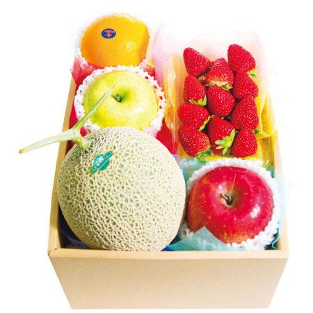 【送料無料】【期間限定】ホシフルーツ 季節のフルーツ詰合せB たまひよSHOP・たまひよの内祝い