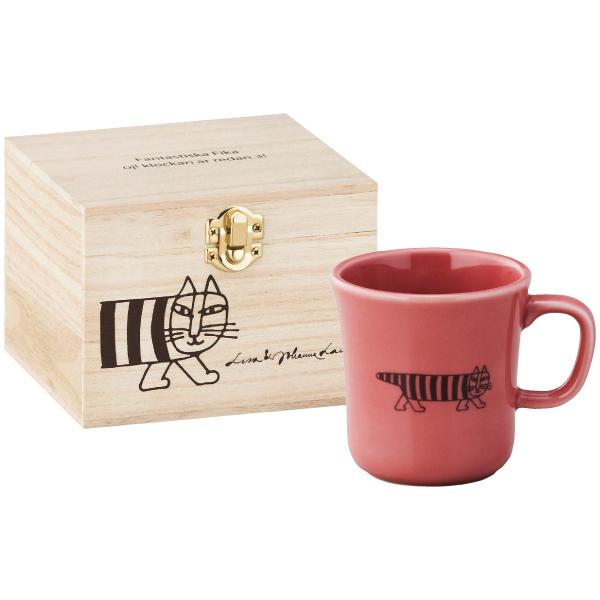 【送料無料】リサ・ラーソン 木箱入マグ マイキー たまひよSHOP・たまひよの内祝い