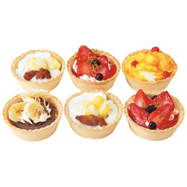 【送料無料】【期間限定】ホシフルーツ アイスクリームタルト6個 たまひよSHOP・たまひよの内祝い