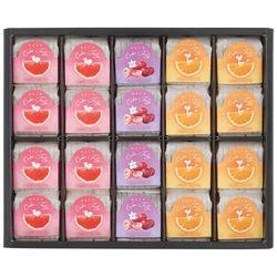 <たまひよSHOP> 送料無料!【期間限定】ホシフルーツ ひとくちキューブゼリー 20個・たまひよの内祝い