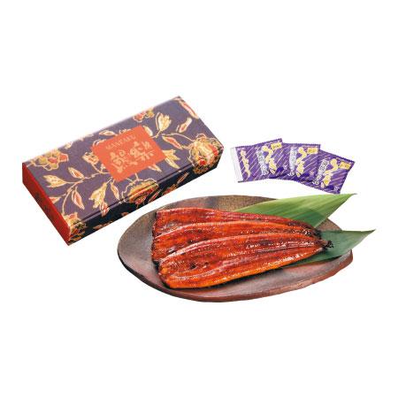 【送料無料】鰻楽 うなぎ蒲焼長焼3尾 たまひよSHOP・たまひよの内祝い