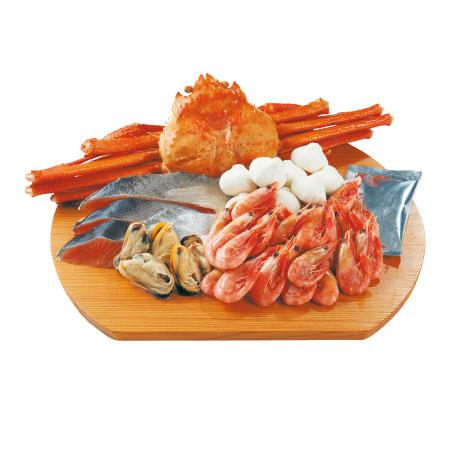 【送料無料】札幌シーフーズ ズワイガニ鍋セット たまひよSHOP・たまひよの内祝い