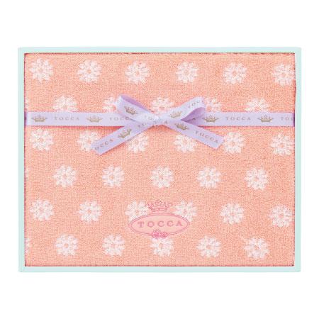 【送料無料】トッカ フィオーレ バスタオル ピンク たまひよSHOP・たまひよの内祝い