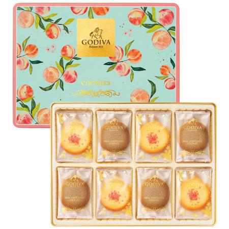 【送料無料】【期間限定】ゴディバ ピーチクッキーアソートメント 32枚入 たまひよSHOP・たまひよの内祝い