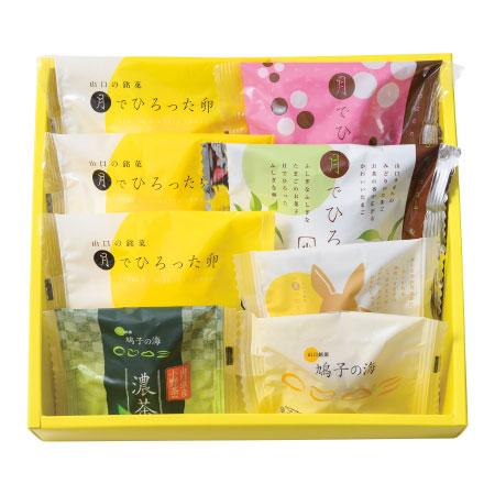 【期間限定】果子乃季 季節のお菓子詰合せA たまひよSHOP・たまひよの内祝い