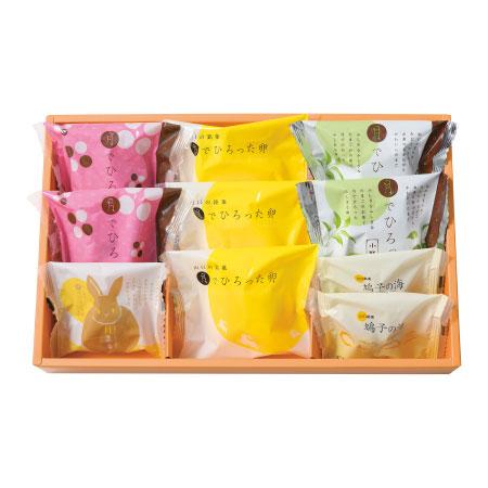 【期間限定】果子乃季 季節のお菓子詰合せB たまひよSHOP・たまひよの内祝い