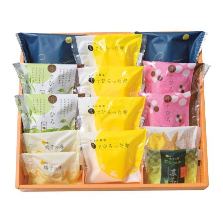 【送料無料】【期間限定】果子乃季 季節のお菓子詰合せC たまひよSHOP・たまひよの内祝い