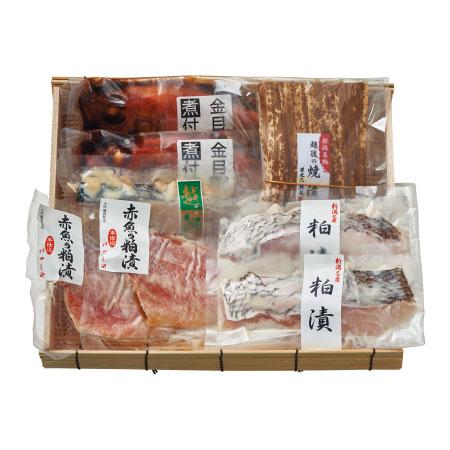【送料無料】築地十干 縁起魚詰合せA たまひよSHOP・たまひよの内祝い