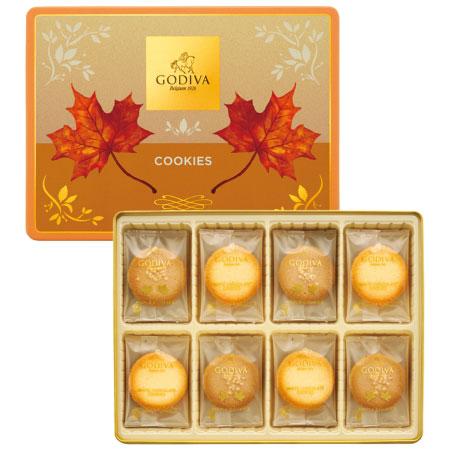 【送料無料】【期間限定】ゴディバ メープルクッキー アソートメント32枚入 たまひよSHOP・たまひよの内祝い