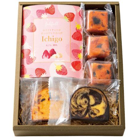 【期間限定】フクフル いちごチョコと焼菓子アソートA たまひよSHOP・たまひよの内祝い