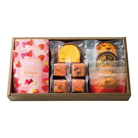 【送料無料】【期間限定】フクフル いちごチョコと焼菓子アソートC たまひよSHOP・たまひよの内祝い