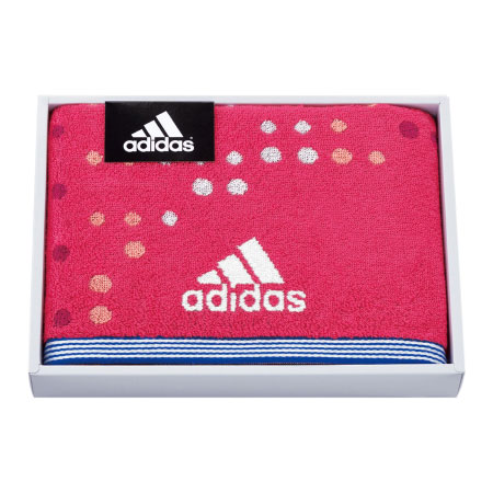 【送料無料】アディダス アストラルスポーツタオル ピンク たまひよSHOP・たまひよの内祝い