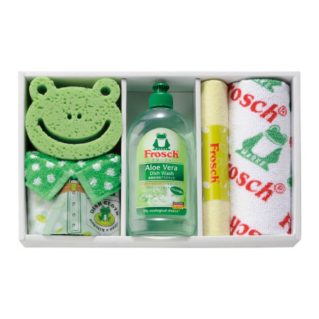【送料無料】フロッシュ キッチン洗剤ギフトB たまひよSHOP・たまひよの内祝い