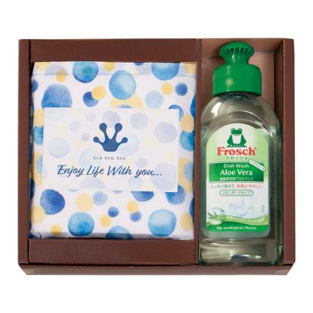 フロッシュ 洗剤&コンビニエコバッグセット たまひよSHOP・たまひよの内祝い