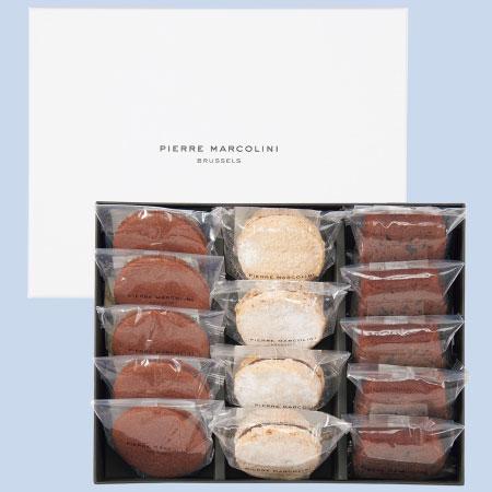 【送料無料】【期間限定】ピエールマルコリーニ パティスリーセレクション14個 たまひよSHOP・たまひよの内祝い