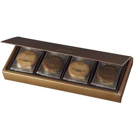【送料無料】ゴディバクッキーアソートメント8枚入 単品 たまひよSHOP・たまひよの内祝い