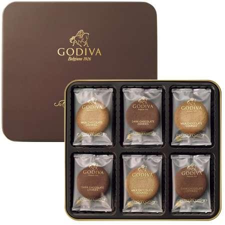 ゴディバクッキーアソートメント18枚入 単品 たまひよSHOP・たまひよの内祝い