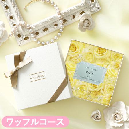 【送料無料】【アツラエ】名入れ e-book カタログギフト ワッフルコース たまひよSHOP・たまひよの内祝い
