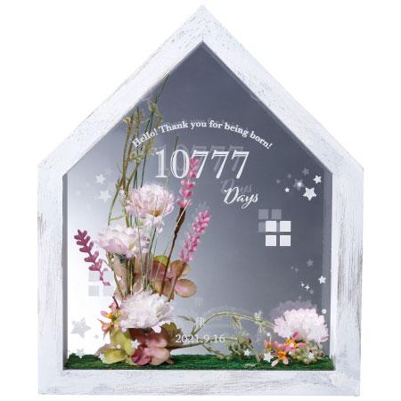 【送料無料】【アツラエ】メモリウム シャイニングスター アンティークホワイト 父親用 たまひよSHOP・たまひよの内祝い