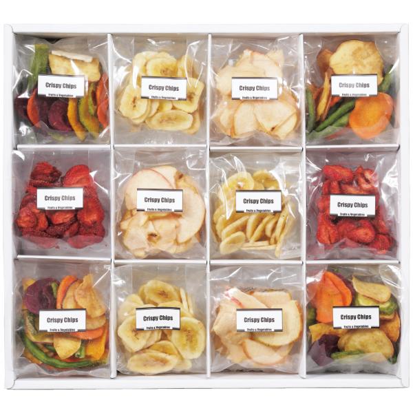 【送料無料】【出産祝】果物と野菜のクリスピーチップスB たまひよSHOP・たまひよの内祝い