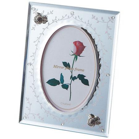 【送料無料】【出産祝い】ロマンチックミラー フォトフレーム たまひよSHOP・たまひよの内祝い