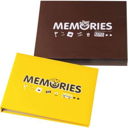 集合写真をスッキリ収納 大判写真アルバム たまひよSHOP