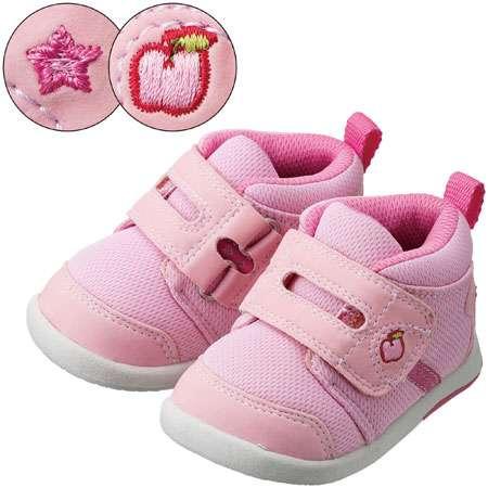 たまひよSHOPまいにちの靴 ベビー スタートあんよ ピンク たまひよSHOP