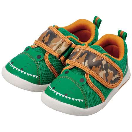 たまひよSHOPまいにちの靴 ベビー どうぶつシリーズ わに たまひよSHOP