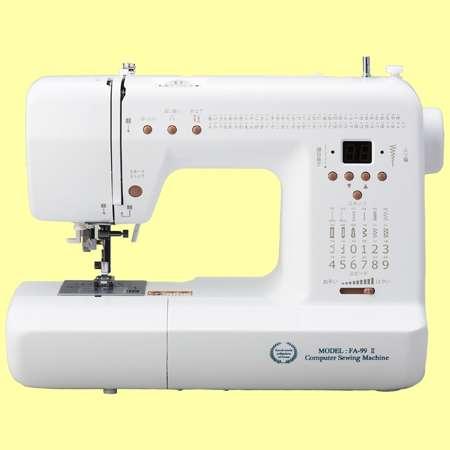 【送料無料】文字縫いミシンFA-99II シンプル たまひよSHOP