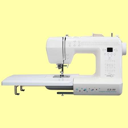 【送料無料】文字縫いミシンFA-99II デラックス たまひよSHOP