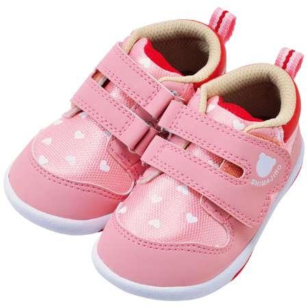 たまひよSHOPまいにちの靴 ベビースマイル ピンク たまひよSHOP