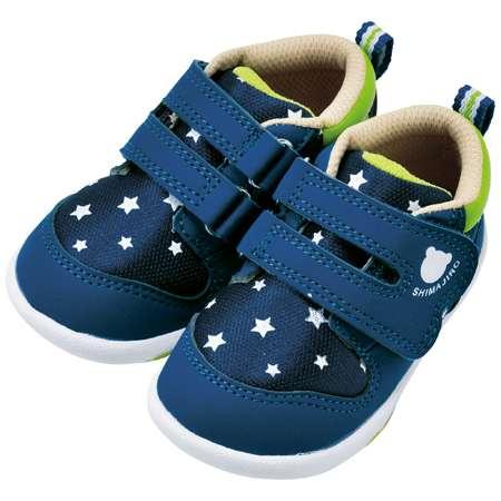 まいにちの靴 ベビースマイル ブルー たまひよSHOP