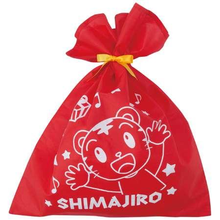 【送料無料】しまじろうのラッピングバッグ たまひよSHOP