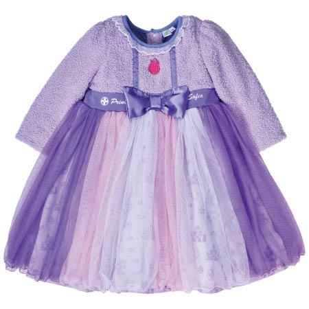 ディズニー なりきりドレス ソフィア