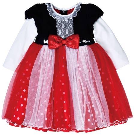 ディズニー なりきりドレス ミニー
